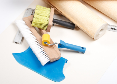 Wallpapering tools